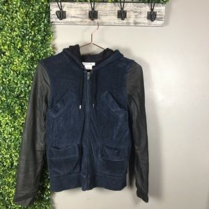 Lacoste Sherpa Lined Jacket